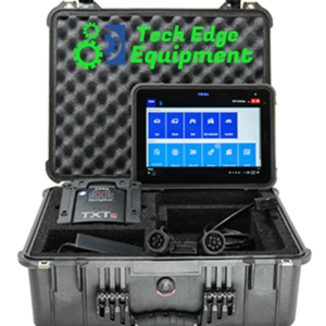 TEXA HEAVY DUTY DIAGNOSTIC SOFTWARE FEATURING THE RUGGED TABLET PACKAGE