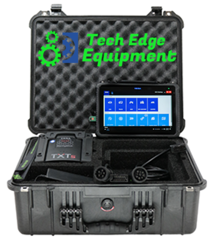 TEXA TRUCK PLATINUM TABLET - Tech Edge Equipment