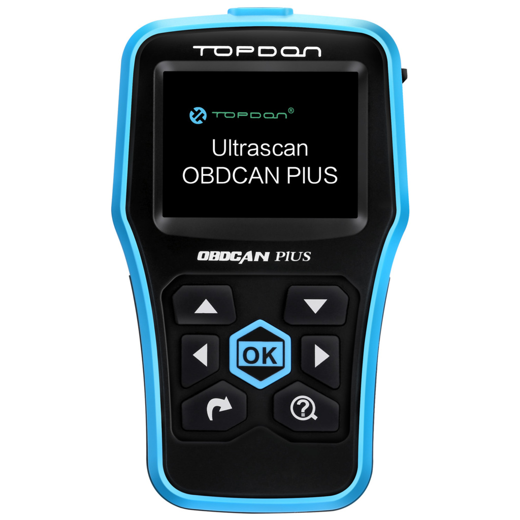 TOPDON USA ULTRASCAN Plus CAN