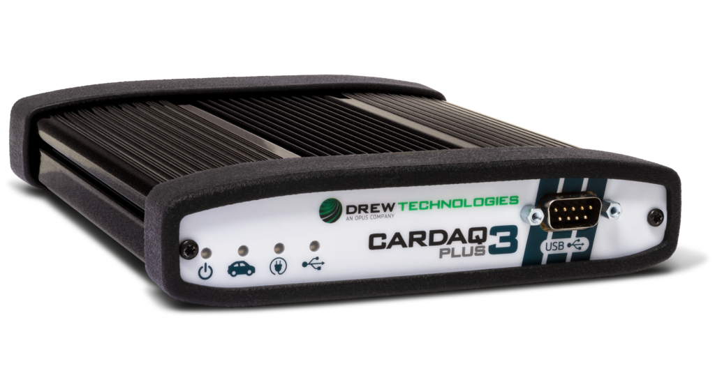DREW TECH CarDAQ PLUS 3